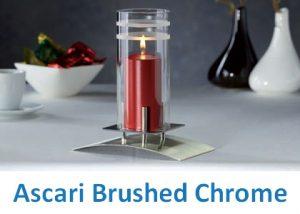 Heliotron Ascari Brushed Chrome - szczegóły