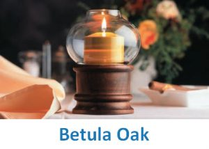 Lampki dekoracyjne Heliotron: model Betula Oak - szczegóły