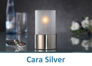 Lampki dekoracyjne Heliotron: model Cara Silver - szczegóły