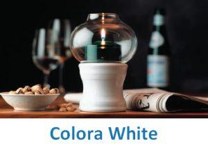 Lampki dekoracyjne Heliotron: model Colora White - szczegóły