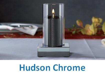 Lampki dekoracyjne Heliotron: model Hudson Chrome - szczegóły