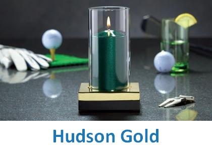 Lampki dekoracyjne Heliotron: model Hudson Gold - szczegóły