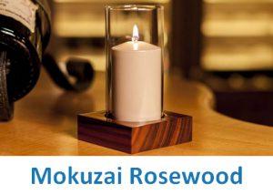 Lampki dekoracyjne Heliotron: model Mokuzai Rosewood - szczegóły