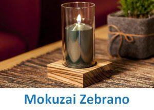 Heliotron Mokuzai Zebrano - szczegóły