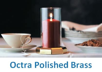 Heliotron Octra Polished Brass - szczegóły