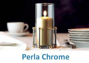 Lampki dekoracyjne Heliotron: model Perla Chrome - szczegóły