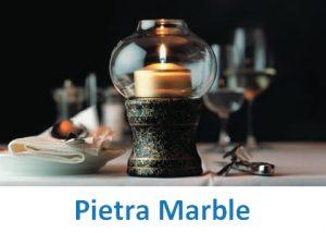 Lampki dekoracyjne Heliotron: model Pietra Marble - szczegóły