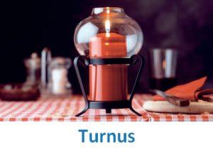 Lampki dekoracyjne Heliotron: model Turnus - szczegóły