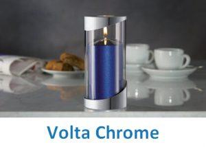 Lampki dekoracyjne Heliotron: model Volta Chrome - szczegóły