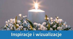 Lampki i świece dekoracyjne na płynny wosk - inspiracje i wizualizacje
