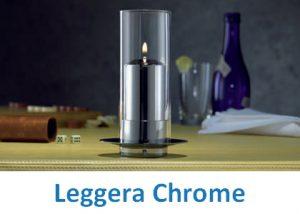 Heliotron Leggera Chrome - szczegóły