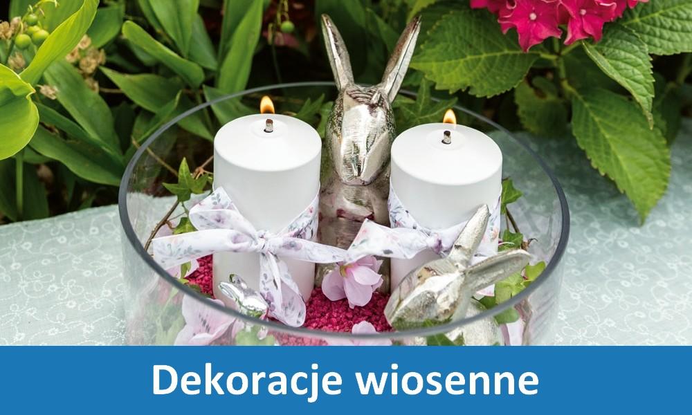 Tworzenie dekoracji - pomysł na dekoracje wiosenne