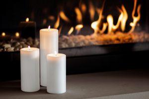 Lampki i świece dekoracyjne na płynny wosk