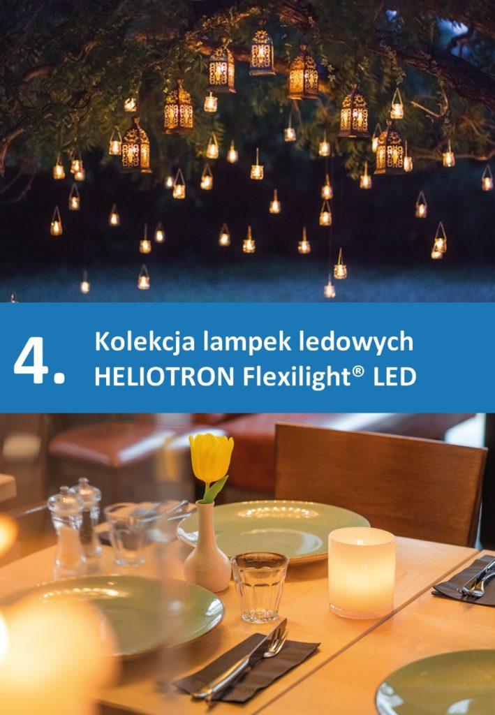 lampiony dekoracyjne, oświetlenie ledowe
